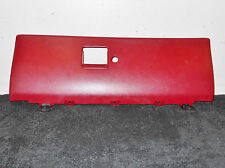 1987 1988 1989 1990 1991 1992 1993 Mustang LX GT Saleen RED DASH GLOVE BOX DOOR