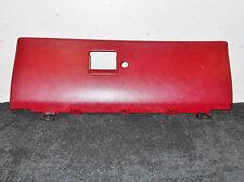 1987 1988 1989 1990 1991 1992 1993 Mustang LX GT Saleen RED DASH GLOVE BOX DOOR