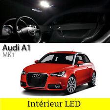 Kit ampoules à LED pour l'éclairage intérieur habitacle blanc pour Audi A1