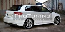 A3 8p Hatchback 5 Door Roof Spoiler S3 LOOK Style