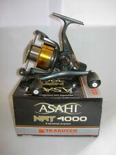 Moulinets de pêche à tambour fixe avec 4 roulements à billes
