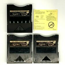 Pioneer 6-Disc Multi-Play Cd Changer Magazine Sleeve Cartridge Home Car Lot of 3