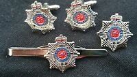 RCT Royal Corps of Transport Cufflinks, Tie Clip, Lapel Badge, Set or Individual