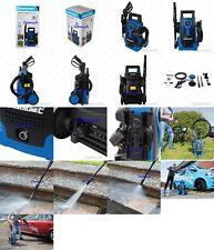 Silverline 1400w Electric Pressure Washer Power Jet Wash Garden Patio Home Car