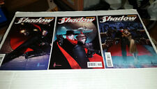 The Shadow # 1 - 25 Cover B (Dynamite, 2012) 1st Print Full Complete Run