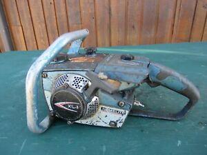 Vintage HOMELITE  Chainsaw Chain Saw