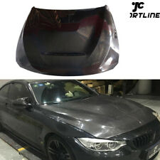 Engine Hood Cover Bonnet Lid Carbon Fiber Fit For BMW F80 M3 F82 F83 M4 14-18