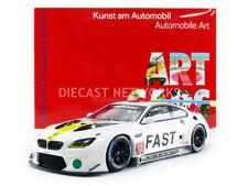 Kyosho BMW M6 GTLM Art Car by John Baldessari 24h Daytona 2017 w/showcase 1/18