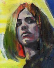 PUSSY RIOT Nadya Tolokonnikova contemporary painting  Berry van Boekel TOP 100