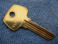 Key Blank-Cole S44-Sargent-AKA-ilco L1010N-Taylor 51SA-A10N-S69-6SA7-SAR2-6275S