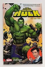 The Totally Awesome Hulk Cho Time Vol. 1 Marvel Graphic Novel Comic Book