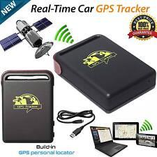 Último Magnético Mini Coche GPS Rastreador TK102B para espía personal seguimiento en tiempo real