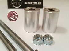 "StreetRays Suzuki Boulevard Volusia C50 C90 & Intruder VL800 2"" Handlebar Risers"