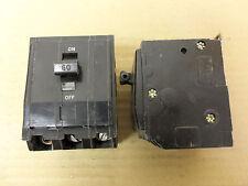Square D Qob360 Qob 3 Pole 60 Amp Circuit Breaker Black