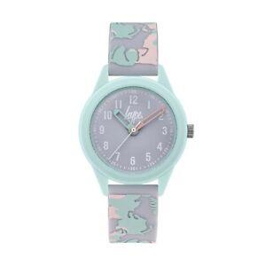 Hype Kids Unicorn Strap Watch HYK011ENP