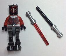 LEGO ® Star Wars Mini Personaggio Darth Maul da Set 75096 NUOVO