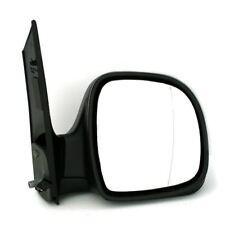 Mercedes Vito Van W639 2003-6/2011 Electric Black Wing Door Mirror Drivers Side