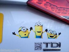 Despicable Minion Vinyl Decal Car / Window Sticker