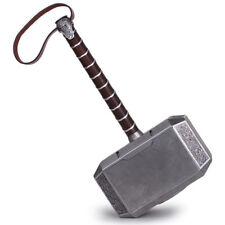 1:1 Full Metal Avengers Thor Hammer 1:1 Replica Prop Mjolnir Cosplay