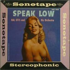 """Speak Low""-Hal Otis/Jayne Mansfield cover~Stacked Reel-to-Reel Tape~Westminster"