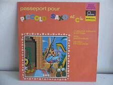 Passeport pour PICCOLO SAXO et Cie ANDRE POPP BROUSSOLE 826576 QY