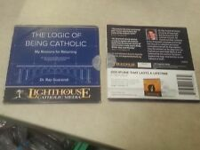 LOT OF 25 - The Logic of Being Catholic: My Reasons for Returning - CD.