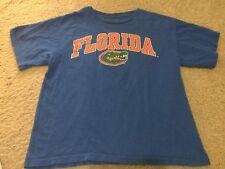 Boys Youth Fanatics Florida Gators Shirt Size Large