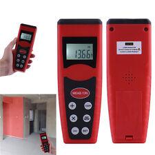 Ultrasonic Measure Distance Meter Measurer Laser Pointer Range Finder CP3000 NEW