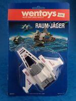 Vintage Toy - SPACE HUNTER Wentoys Carded MOC Starcom Bootleg KO LWNR China