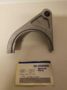 Forcella forchetta cambio 1-2 marcia Hyundai S Coupe nuova ORIGINALE 4384122010