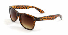 Gafas de sol de hombre marrón de plástico, de 100% UV400