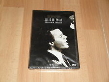 JULIO IGLESIAS CONCIERTO EN JERUSALEN EN DVD NUEVO PRECINTADO