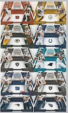 2016 Panini Contenders TOUCHDOWN TANDEMS Complete 10 card Insert Set Brady Luck+