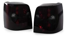 Black smoke finish tail lights rear lights for VW PASSAT wagon touring 3BG 00-05