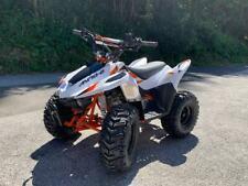 Quad ATV Kayo Goes Fox Mini Sport 70 Hochwertiges Kinderquad