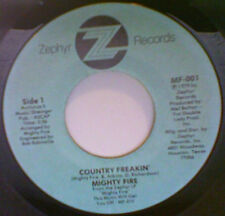 """Mighty Fire - Country Freakin' (7"""")"""