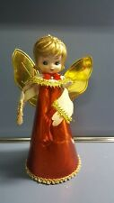 "Vintage Angel Christmas Decoration 7"" Made In Japan"