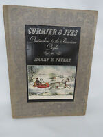 Currier and Ives Printmakers by Harry Peters Hardcover Special Edition Book 132B
