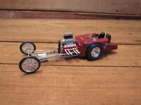 Custom TONY NANCY 22JR Roadster Dragster Built Plastic Model Kit - GREAT DETAIL!