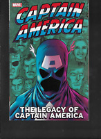 Captain America: Legacy of Captain America by Zeck, Simon + more 2011, TPB OOP