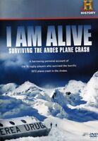 I Am Alive: Surviving the Andes Plane Crash [New DVD]