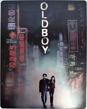 OLD BOY Steelbook Play Limited Edition (UK 1x Region B) NEW & SEALED