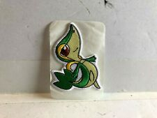 "Pokemon Snivvy Patch 2.5""x2"" Sticky Back Unused Oem GameFreak Nintendo"