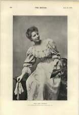 1896 Mrs Frank Lazenby Miss Amy Thomas