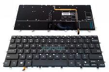 New for Dell XPS 13 9343 13 9350 Keyboard US Backlit 0DKDXH NSK-LS0BW