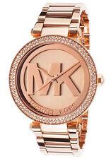 Michael Kors Parker MK5865  Rose Gold Wrist Watch for Women