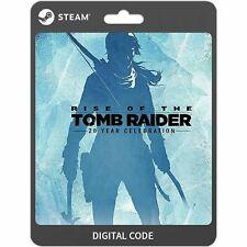 Rise of the Tomb Raider 20th Anniversary Steam Pc Global Digital Key Quick Send