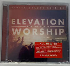 Elevation Worship  For The Honor Deluxe 2 CD Steven Furtick New