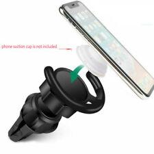Universal Car Mount Air Vent Phone Holder for Pop up Stand Socket Bracket Black
