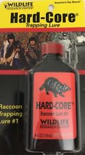 Wildlife Research Center Hardcore Trapping Lure #1 Trapper Bait Supply-SHIP N24